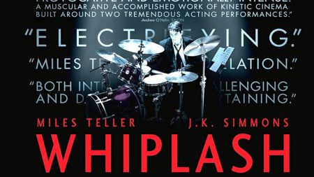 Whiplash film poster